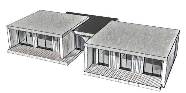 ecological house - maison écologique - casa ecológica